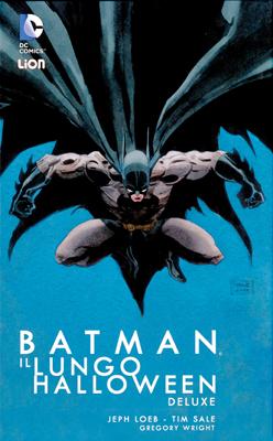 Batman il lungo Halloween Deluxe