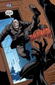 Tavola tratta da Batman Beyond #3