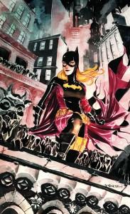 Cover di Batgirl #15
