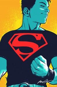 Cover di Superboy #1 – Novembre 2010