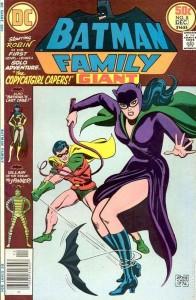 Cover Batman Family #8 – 1975