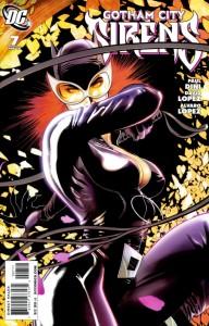 Gotham City Sirens #7: Catwoman