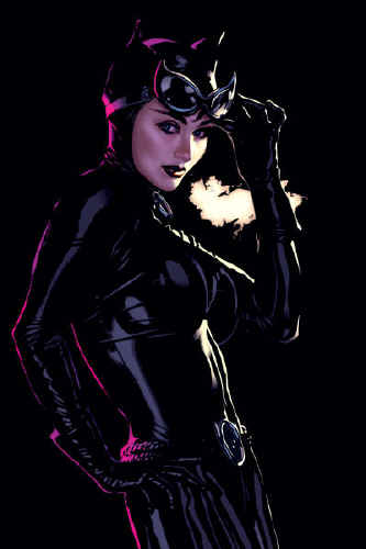 Cover Catwoman #46