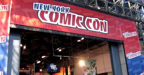 New York Comi Con 2010