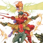 Cover RED HOOD AND THE OUTLAWS 1