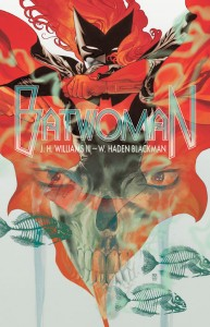 Cover BATWOMAN 1