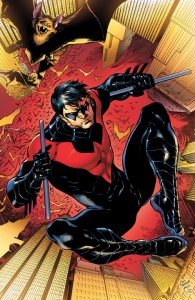 Cover NIGHTWING 1