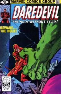 Daredevil e Hulk