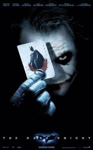 The Dark knight - Poster del Joker
