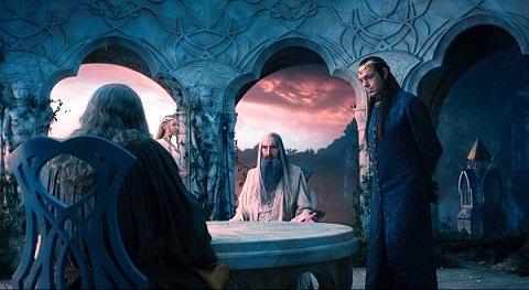 The Hobbit: The White Council - Il Consiglio Bianco ne Lo Hobbit