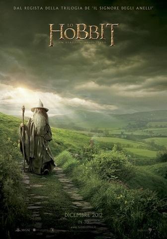 Lo Hobbit - Un viaggio inaspettato (locandina)