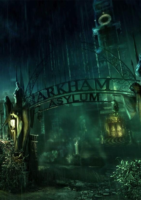 Scoprite tutti i pazienti del folle mausoleo del Dottor Arkham