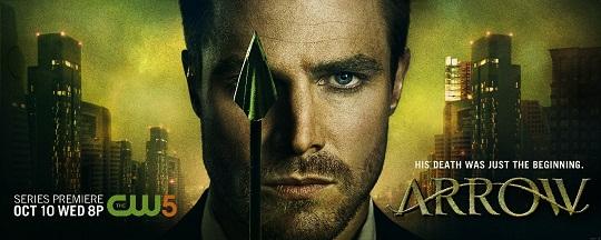 CW - Arrow
