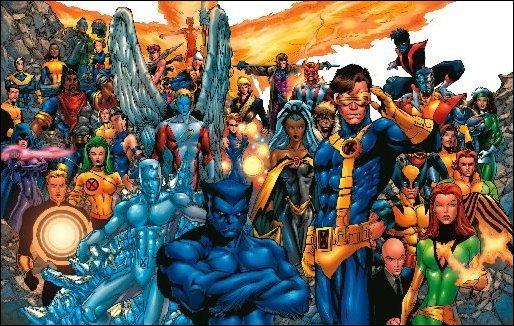 X-Men Gruppo