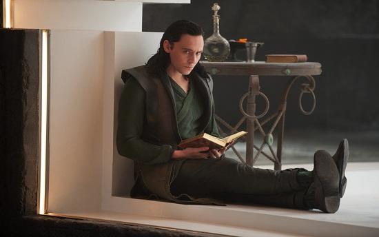 """Marvel's Thor: The Dark World""..Loki (Tom Hiddleston)..Ph: Jay Maidment..© 2013 MVLFFLLC. TM & © 2013 Marvel. All Rights Reserved."