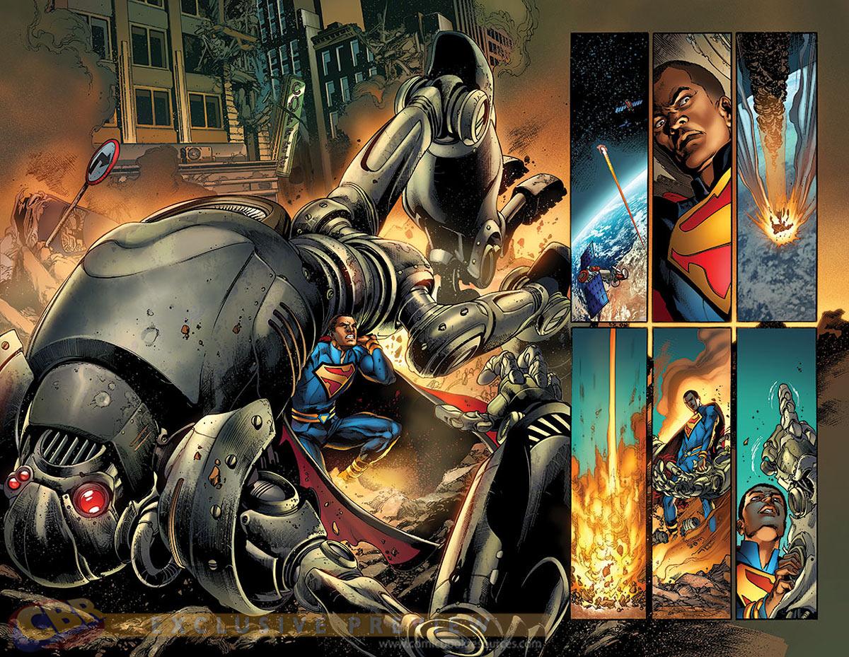 """ESCLUSIVA: Splash page di Reis e Prado's da """"The Multiversity"""" #1"""