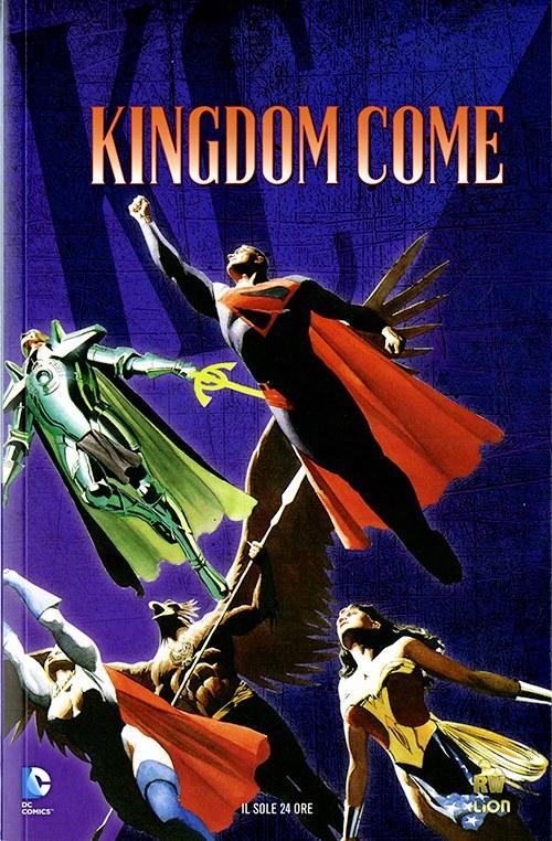 1 - KINGDOM COME - VENGA IL TUO REGNO