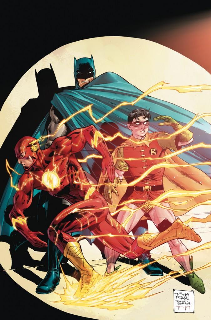 """Batman"" #38 by Tony Daniel"