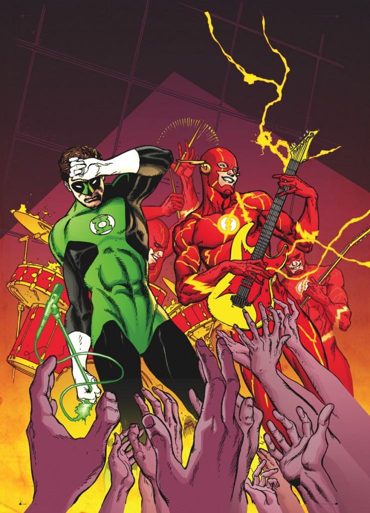 """""""Green Lantern"""" #38 by Doug Mahnke"""