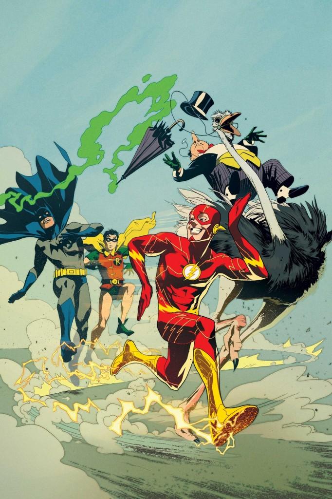 """Detective Comics"" #38 by Josh Middleton"