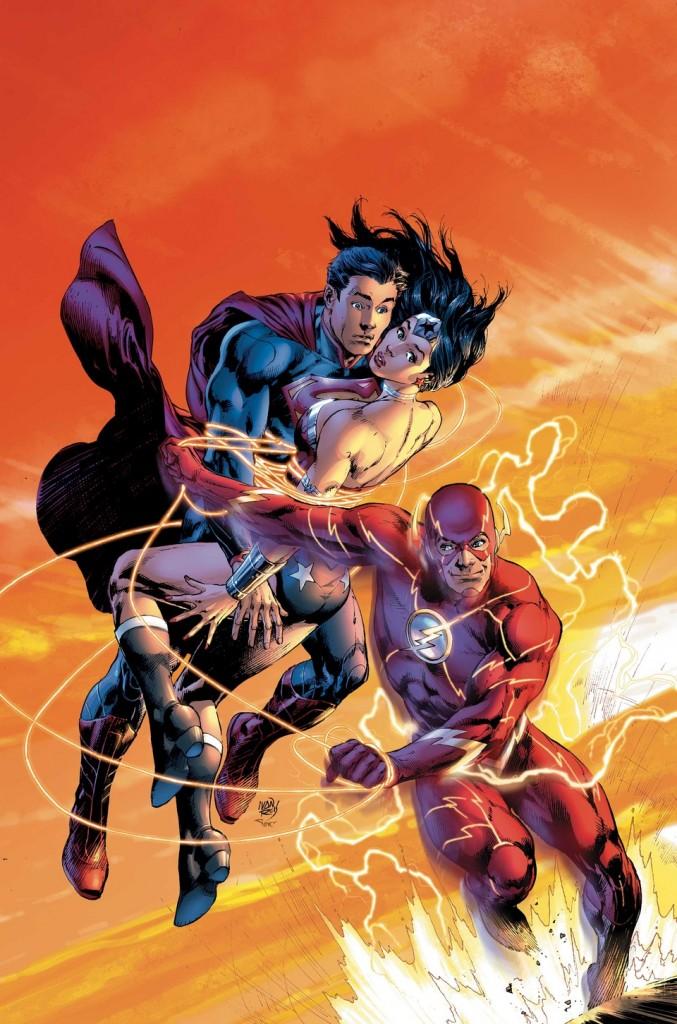 """""""Superman/Wonder Woman"""" #15 by Ivan Reis"""