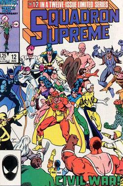 copertina del numero 12