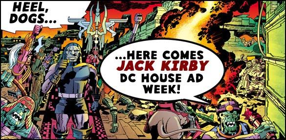 Kirby passa alla DC
