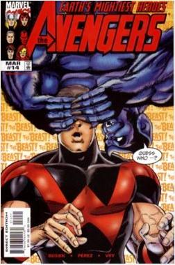 Avengers 14 1998