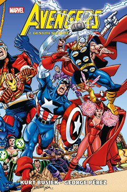 Avengers di Busiek e Pérez 1
