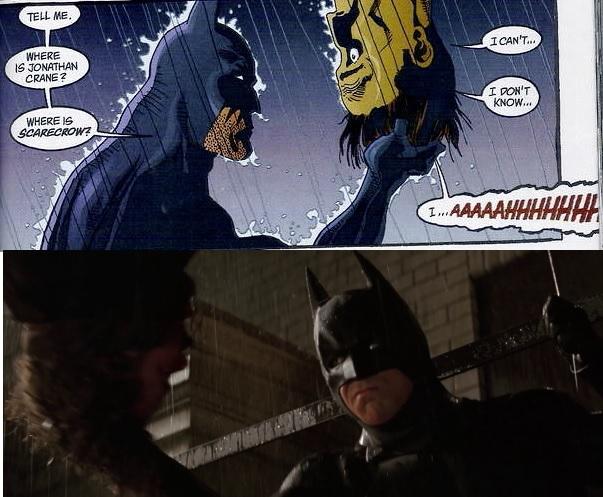 Batman Begins Batman: Legends of the Dark Knight Halloween Special #1 - 1993 Testi di Jeph Loeb Disegni di Tim Sale