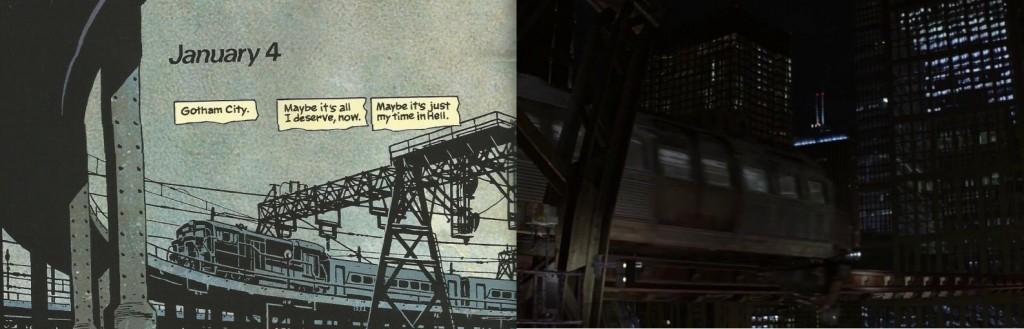 """Batman Begins Batman #404 - """"Anno Uno Capitolo 1"""" - 1987 Testi di Frank Miller Disegni di David Mazzucchelli"""