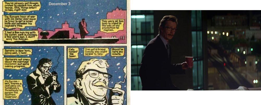"""Batman Begins Batman #407 - """"Anno Uno Capitolo 4"""" - 1987 Testi di Frank Miller Disegni di David Mazzucchelli"""