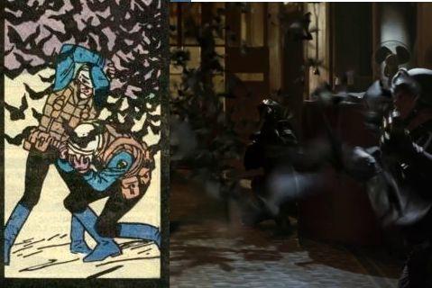 """Batman Begins Batman #406 - """"Anno Uno Capitolo 3"""" - 1987 Testi di Frank Miller Disegni di David Mazzucchelli"""