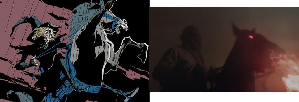 Batman Begins Batman: Il Lungo Halloween #8 - 1997 Testi di Jeph Loeb Disegni di Tim Sale