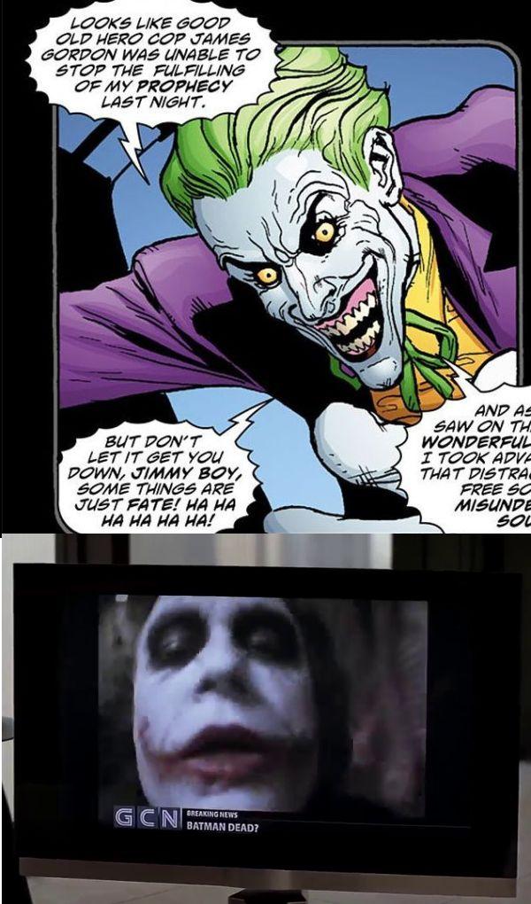 Il Cavaliere Oscuro Batman: L'uomo che ride - 2005 Testi di Ed Brubaker Disegni di Doug Mahnke
