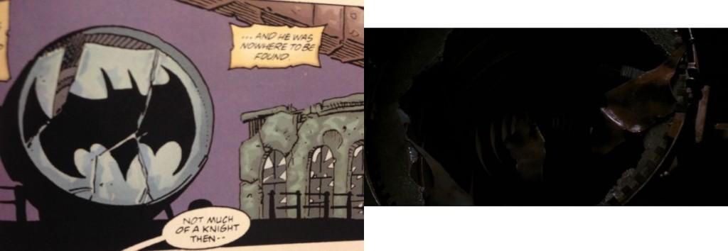 Il Cavaliere Oscuro - Il Ritorno Batman: Legends of the Dark Knight #118 Testi di Greg Rucka Disegni di Jason Pearson & James Hodgkins