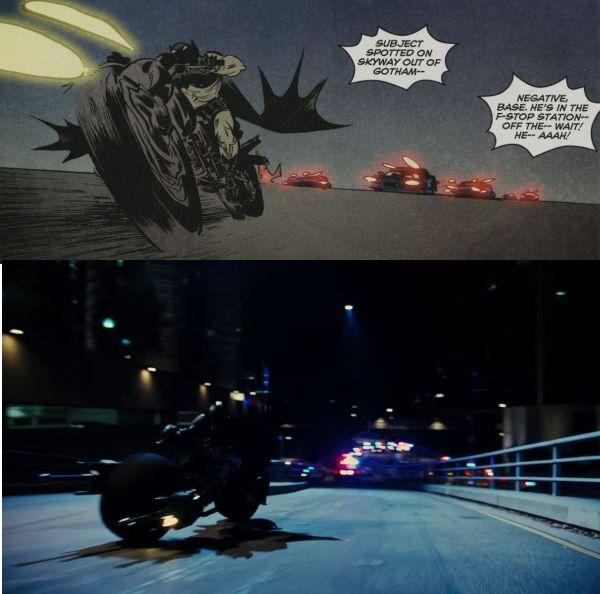 Il Cavaliere Oscuro - Il Ritorno Batman: Anno 100 #4 - 2006 Testi e disegni di Paul Pope