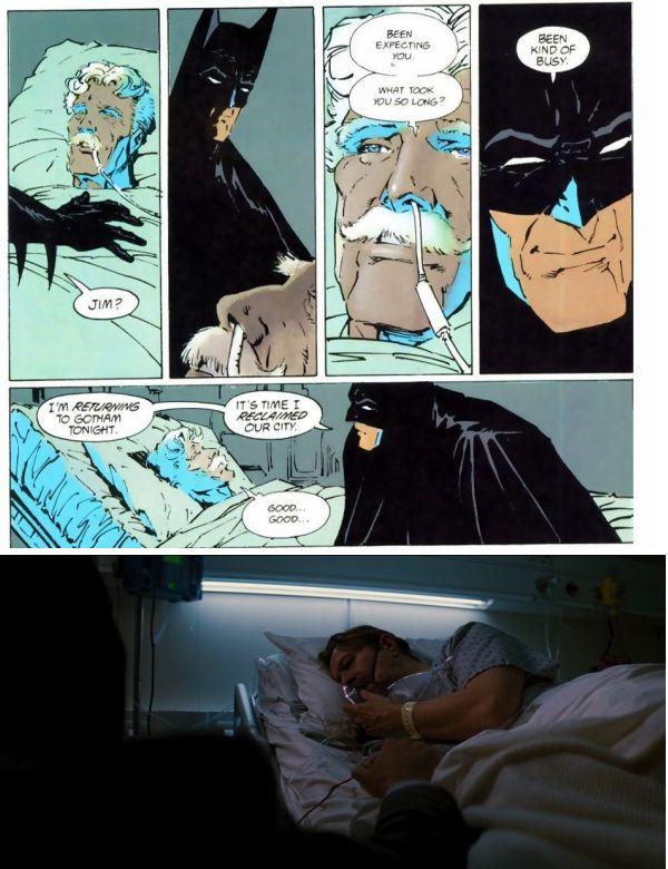 Il Cavaliere Oscuro - Il Ritorno Batman: La Setta #4 - 1988 Testi di Jim Starlin Disegni di Bernie Wrightson