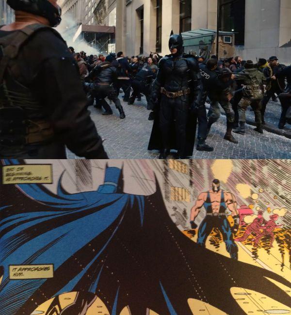 Il Cavaliere Oscuro - Il Ritorno Batman #500 - 1993 Testi di Doug Moench Disegni di Jim Aparo