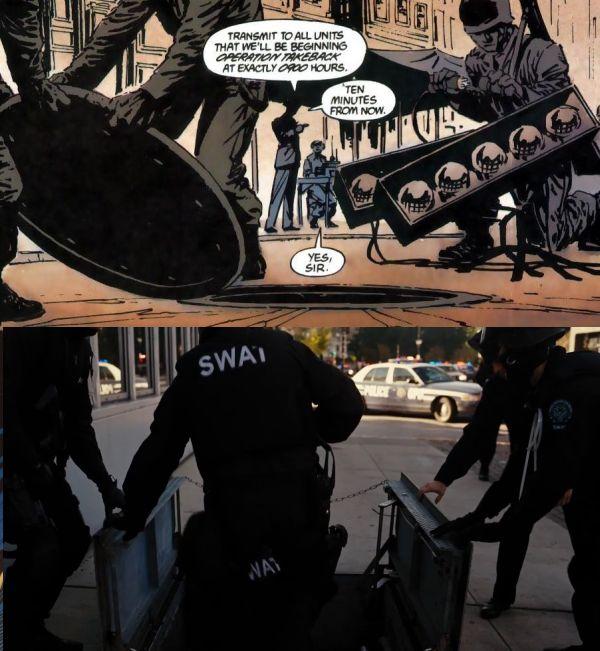 Il Cavaliere Oscuro - Il Ritorno Batman: La Setta #3 - 1988 Testi di Jim Starlin Disegni di Bernie Wrightson