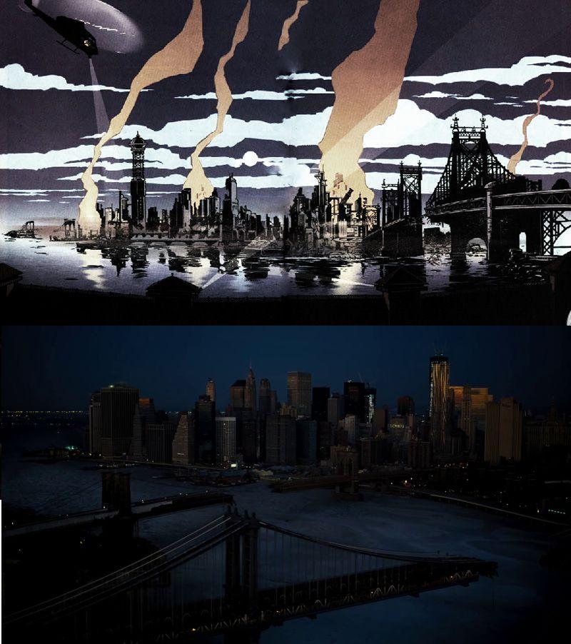 Il Cavaliere Oscuro - Il Ritorno Batman: Terra di Nessuno #1 - 1999 Testi di Bob Gale Disegin di Alex Maleev