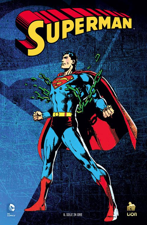 13 SUPERMAN – MAI PIÙ KRYPTONITE!