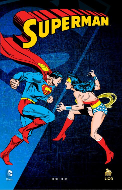 18 SUPERMAN – LA SFIDA DELL'AMAZZONE