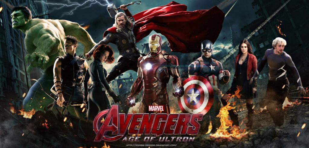 Avengers Age Ultron Banner