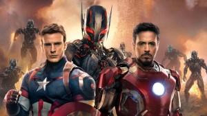Avengers Age Ultron Capitan America Iron Man