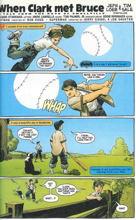 4. Quando Clark incontrò Bruce