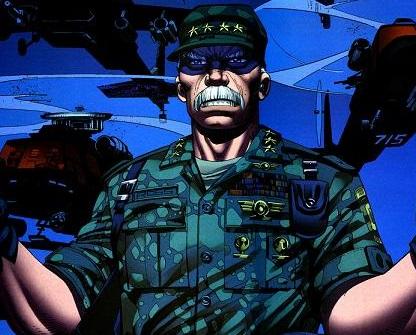 "Il Generale Thaddeus ""Thunderbolt"" Ross"