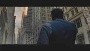 Bruce Wayne Metrpolis distruzione