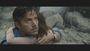 Bruce Wayne bambina abbraccio