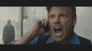 Bruce Wayne rabbia Superman
